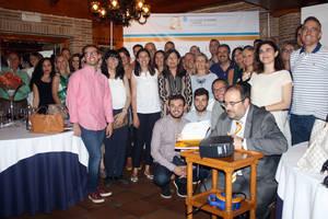 Primera reunión del Programa de Antiguos Alumnos y Amigos de la UAL
