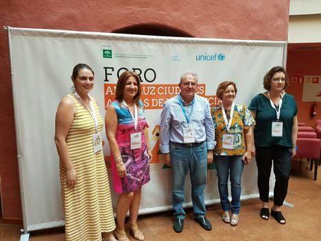 Vera participa en la II edición del Foro andaluz de Ciudades Amigas de la Infancia (CAI)