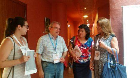 Bonilla expone la experiencia de Vícar como Ciudad Amiga de la Infancia en el II Foro Andaluz celebrado en Sevilla
