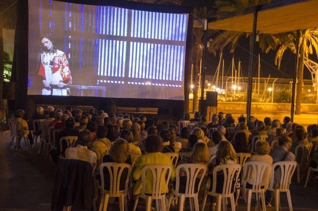 Las Almadrabillas se convierten en un palco del Teatro Real con 'Madama Butterfly'
