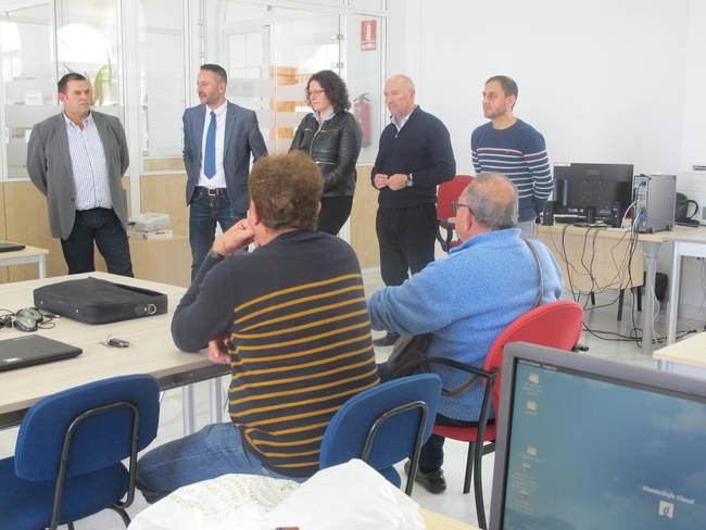 La Junta adelanta el pago de 795.184 euros a los centros Guadalinfo de Almería para su funcionamiento
