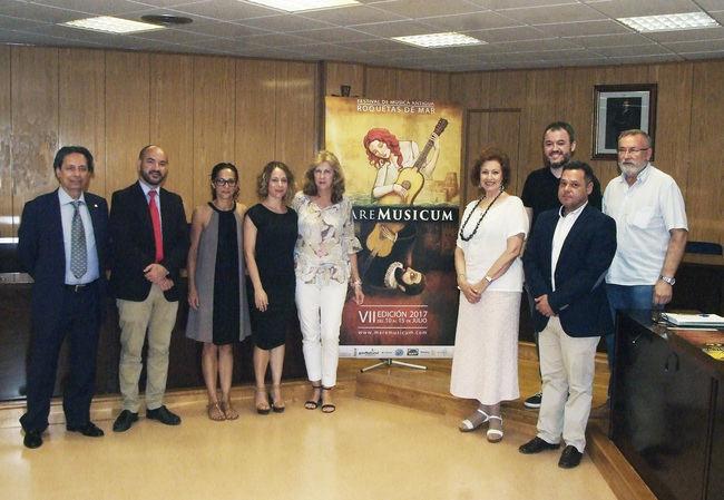 VII Festival de Música Antigua 'Mare Musicum' de Roquetas de Mar