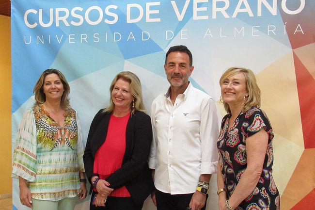 Finalizan los Cursos de Verano de la UAL en Roquetas de Mar con la fiscal andaluza de Violencia a la Mujer