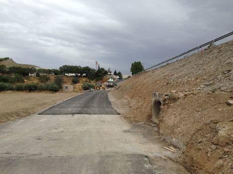 Junta culminará en julio las obras de mejora de seguridad vial en la A-334, entre Armuña del Almanzora y Tíjola