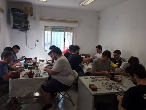 San Isidro acoge la celebración del torneo de Magic: The Gathering