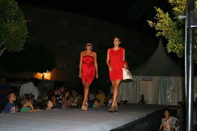 La Pasarela de Moda 'Virgen del Carmen' se consolida y se hace aún más participativa en su VI edición
