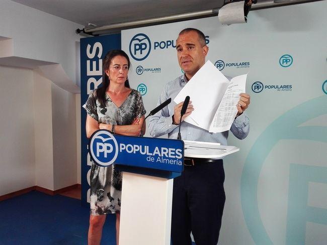 """Almería no recibe """"ni un euro"""" de los 8 millones destinados a Programas de Incentivos al Desarrollo Empresarial"""