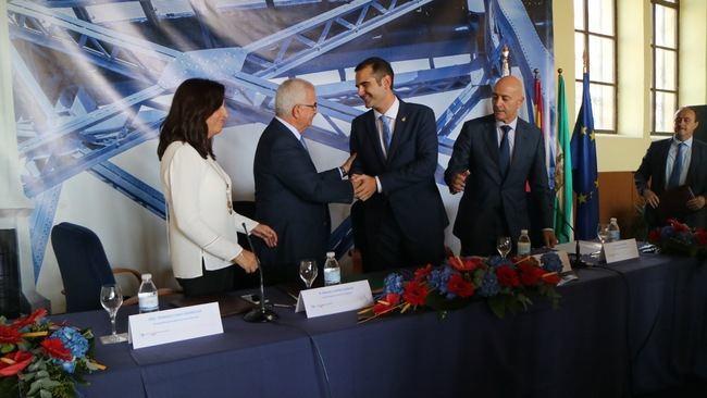 La Junta se incorpora a Puerto-Ciudad