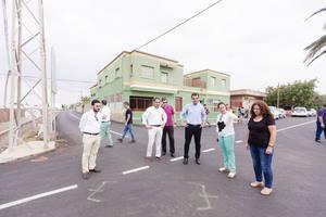 La Vega de Allá gana en movilidad y seguridad gracias a la inversión municipal de 130.000 euros en cuatro caminos rurales