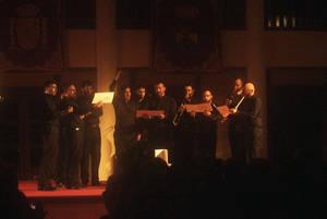 Ensemble La Danserye & Capella Prolationum ofrecieron un concierto centrada en la música de la corte de Carlos V
