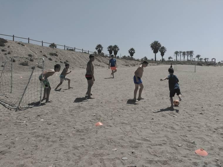 Continúan con gran éxito las jornadas de 'Deporte en Familia'