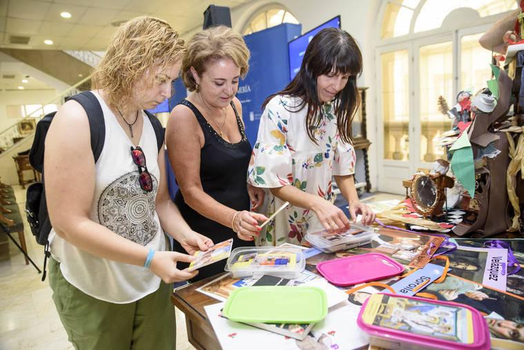 Diputación y ARGAR acercan a los niñ@s hospitalizados cuatro museos de la provincia
