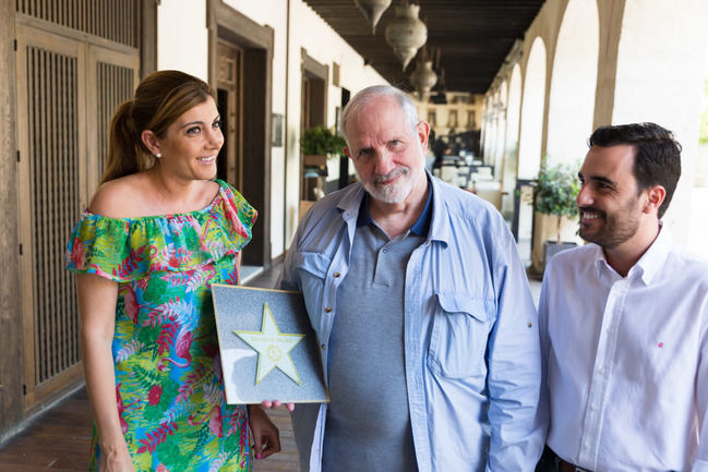"""Brian de Palma: """"Almería es una ciudad maravillosa, con muy buenas localizaciones"""""""