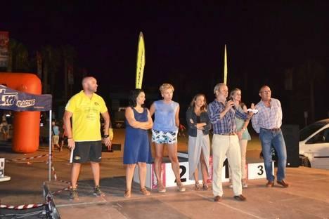 Más de 600 atletas se dan cita en el V Medio Maratón de Vera
