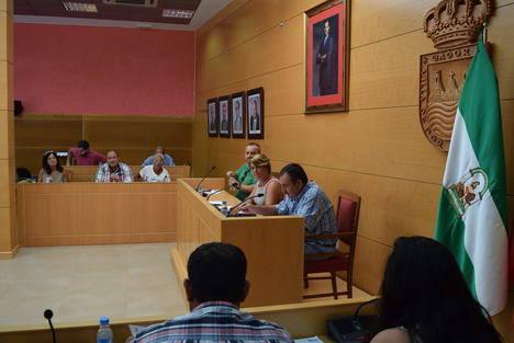 El Ayuntamiento reprueba al PSOE por impedir una subvención de Diputación para obras en Gádor