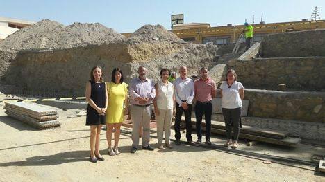 La Junta realiza actuaciones en centros de Albox y Zurgena con una inversión de más de 414.000 euros