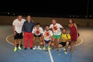 El trofeo de fútbol sala memorial 'Juan Rodríguez Gallardo' entra en la recta final