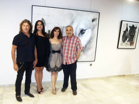 Exposición 'Animalarium' en el Castillo de Santa Ana