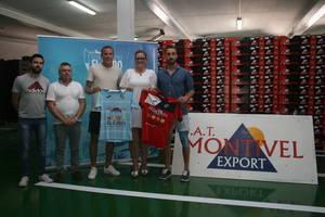 El Club Deportivo El Ejido presentó a los jugadores Lolo y Manu Sánchez