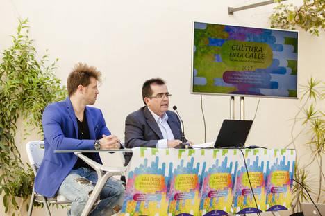 XXX Circuito de Teatro de Calle llevará a seis compañías a 30 municipios de la provincia