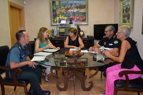 Gádor se unirá al sistema de seguimiento a víctimas de violencia de género