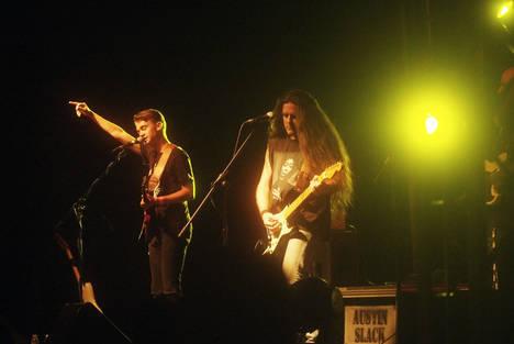 Gran noche de blues con Austin Slack, L84, Gilly Jaxson y Guitarras callejeras en Roquetas