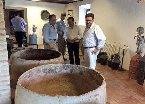 Almería es la única provincia andaluza en la que cae la exportación de aceite de oliva
