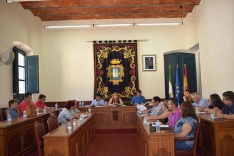 Ayuntamiento de Níjar pedirá un informe a Endesa sobre la Calidad del servicio en los núcleos