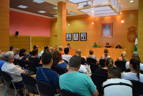 Comienzan los preparativos para organizar la Feria y Fiestas de Gádor 2017