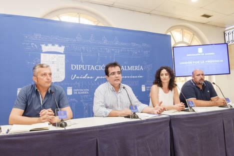Diputación y Ohanes difunden el legado patrimonial en la quinta 'Noche de Cultura y Tradición'