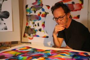 China invita al artista almeriense Fernando Barrionuevo a la Exposición Internacional de la Ruta de la Seda
