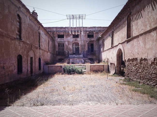 Cantoria inicia el proceso de recuperación del Palacio del Almanzora