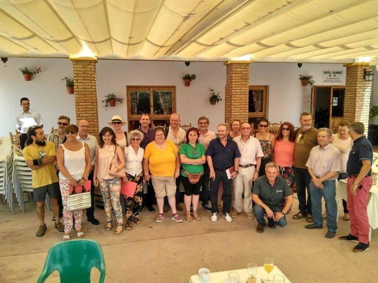 CADE de Laujar de Andarax colabora en su feria agroalimentaria, ecológica y artesanal