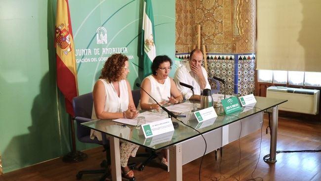 Junta destina 5,2 millones de euros a los dos Grupos de Acción Local de la Pesca de Almería
