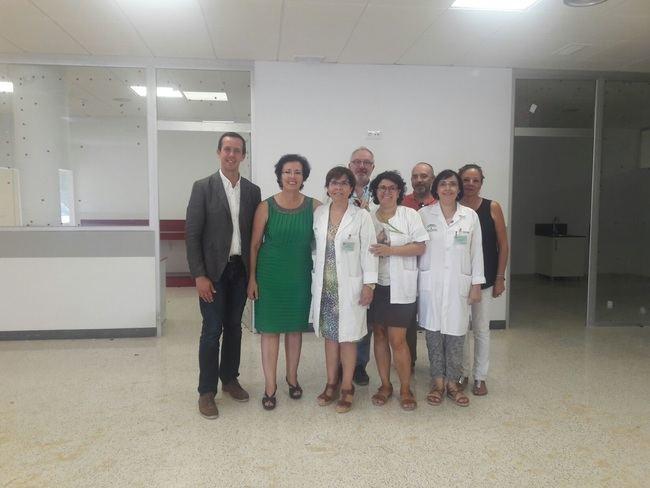 Mejora del 'Hospital de Día Médico' y Medicina Interna de La Inmaculada