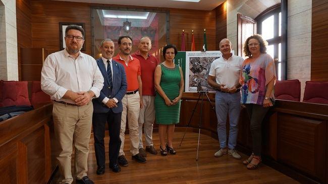 La Junta iniciará a principio de 2018 las obras de seguridad vial en la A-352, a su paso por Vera