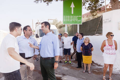 Ayuntamiento 'bate récords' en mejora de caminos rurales