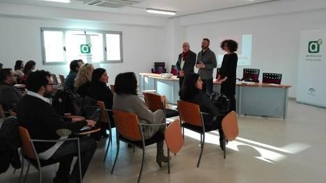 118 empresas y 147 empleos en la capital almeriense a través Andalucía Emprende