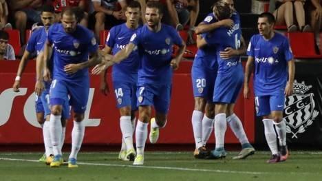 0-1: El Almería comienza la Liga ganando con autoridad