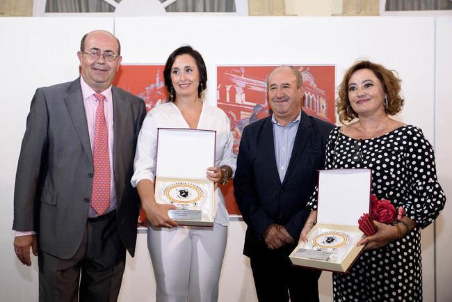 Exposición 'Albero' ya luce sus óleos en el Patio de Luces de la Diputación