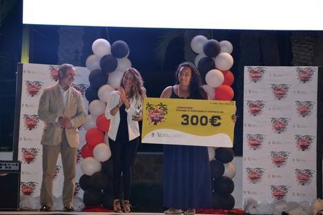 Rosa Fernández, triunfa en el I Concurso de Jóvenes Talentos 'Ciudad de Vera'