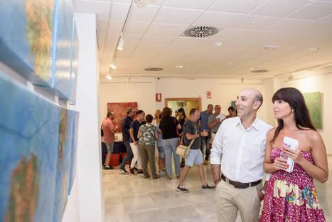 Diputación expone en Alfareros 'Otras Cartografías' de Antonio Llanas