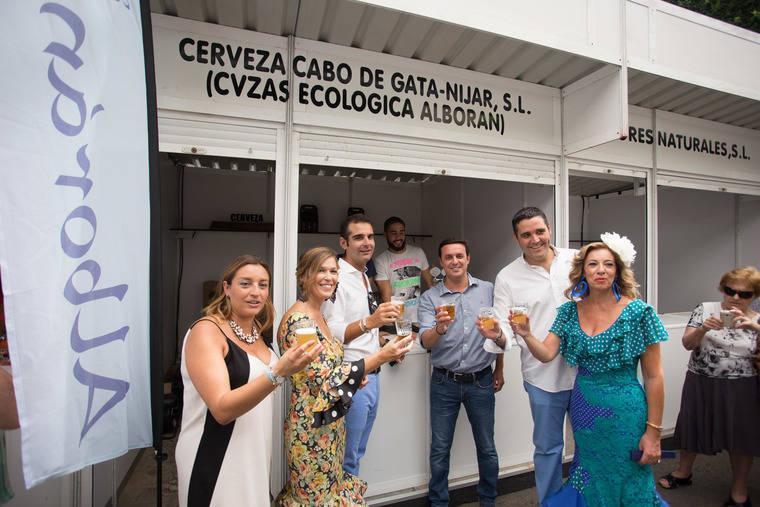 'Sabores Almería' protagonista del espacio gastronómico de Feria