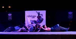 Arte Danza muestra en el Pago del Lugar su espectáculo 'Semblanzas'