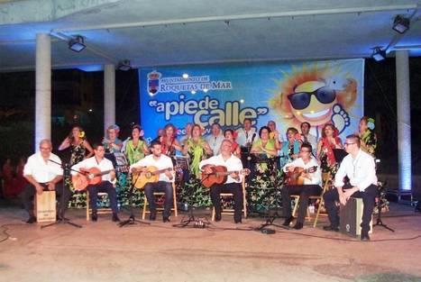 Más de 1.000 personas disfrutaron del Encuentro de Coros Rocieros celebrado en Roquetas de Mar