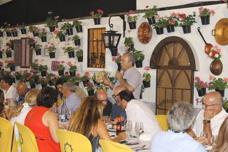 CSIF celebra con más de 200 afiliados su noche grande de la Feria de Almería