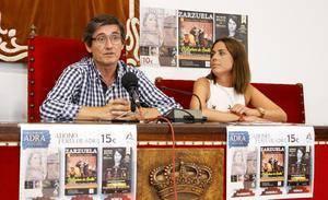 La cantaora Argentina, El Barbero de Sevilla y un Tributo a Nino Bravo, aperitivo de la Feria de Adra