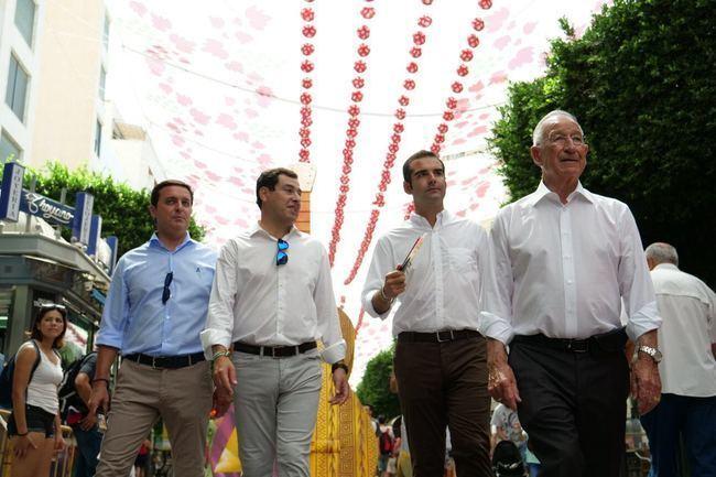 Juanma Moreno aboga por un gran Pacto por el Agua en Andalucía