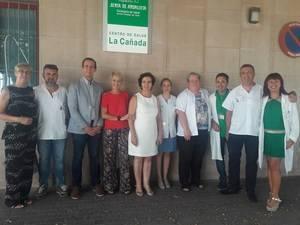 Unidad de Gestión Clínica Almería Periferia atienden más de 100.000 consultas en el primer semestre