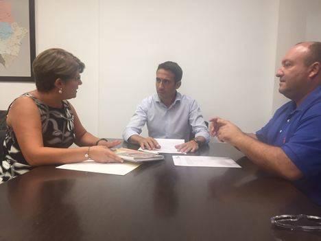Diputación acercará hasta Gádor más de 800.000 euros en inversiones de los Planes Provinciales
